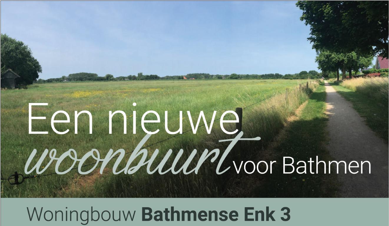 Start inschrijving Bathmense Enk 3