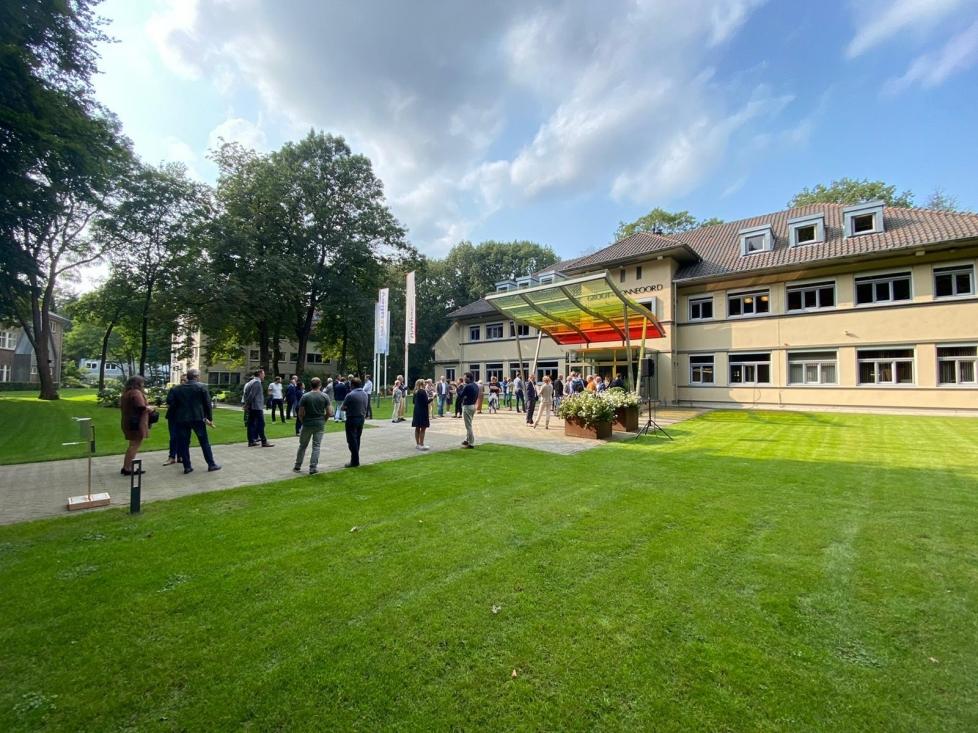 Officiële opening Landgoed Groot Zonneoord