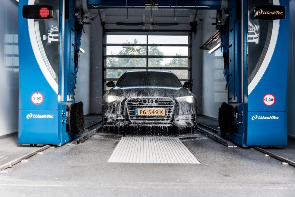 Autobedrijf Koudijs verbouwt en innoveert